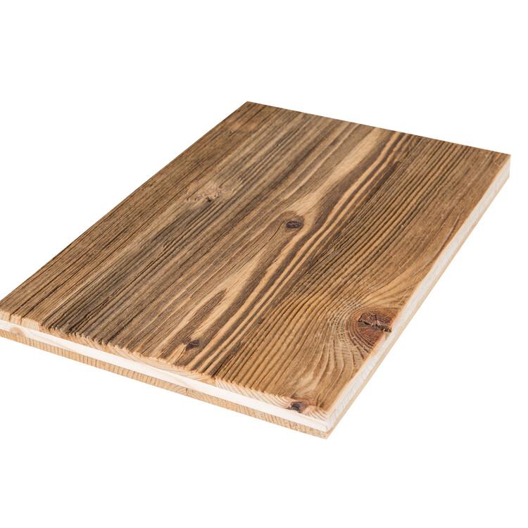 1-slojne in 3-slojne plošče iz odsluženega in starinskega lesa