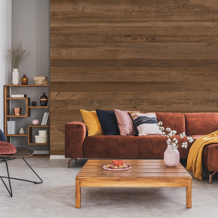 SUN WOOD plošče iz masivnega lesa, stari les in plemeniti les, dekor