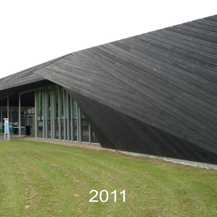 Accoya Fassade