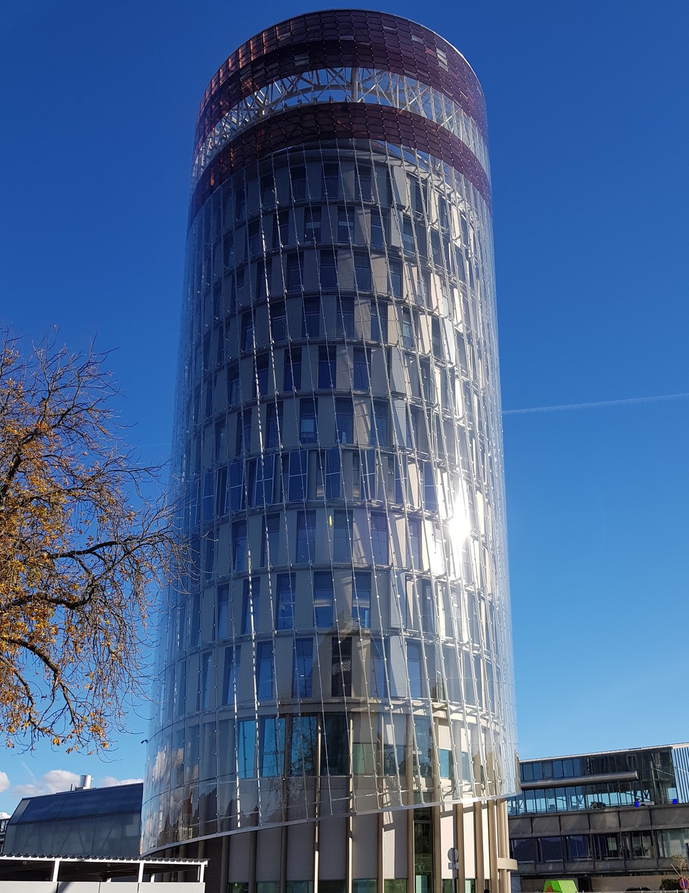 Science Tower Gradec
