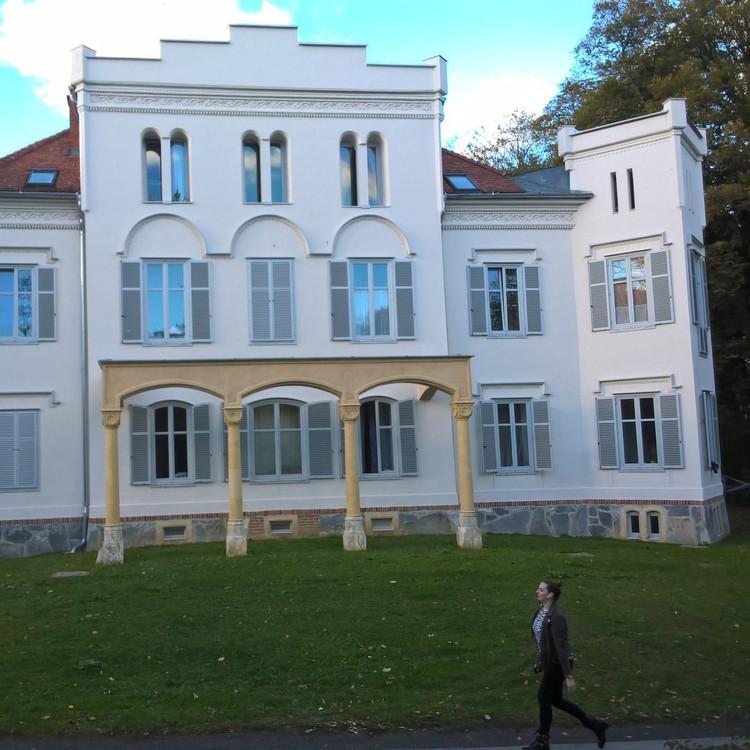 Tupay-Schlössl, Gradec