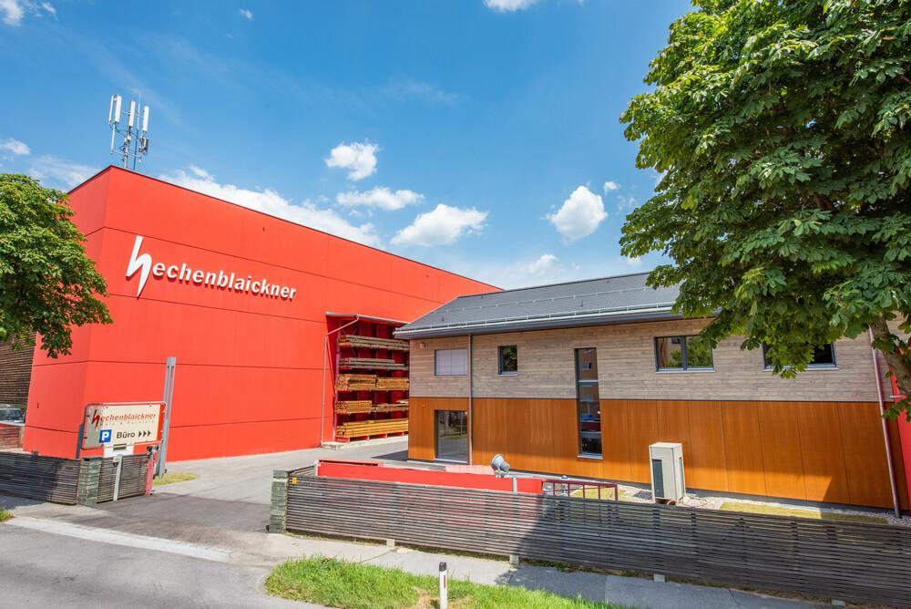 Zentrale M. Hechenblaickner Graz