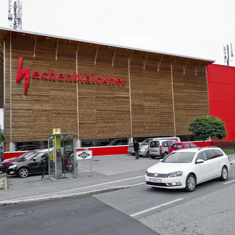 Hechenblaickner Holz Megastore
